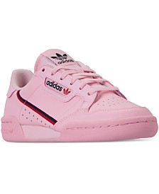 super popular 55072 f2ba5 adidas Girls Originals Continental 80 Casual Sneakers from Finish Line