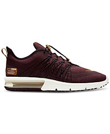 Nike Women's Air Max Sequent 4 Shield Running Sneakers from Finish Line