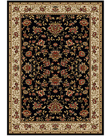 "CLOSEOUT!! KM Home Pesaro Manor 2'2"" x 7'7"" Runner Area Rug"