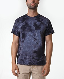 Men's Crystal Wash Tie Dye T-Shirt