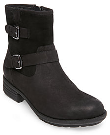 Aqua College Taylor Waterproof Moto Boots, Created For Macy's