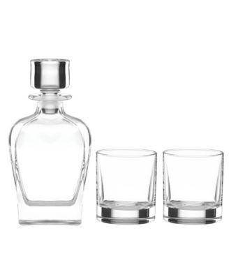 Tuscany Classics - Whiskey 3pc Set, Created for Macy's
