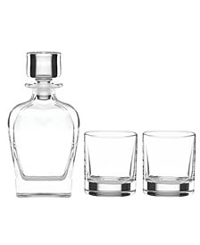 Lenox Tuscany Classics - Whiskey 3pc Set, Created for Macy's