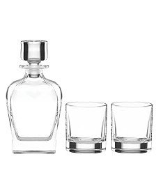 Lenox Tuscany Classics - Whiskey 3pc Set, Created for Macy's