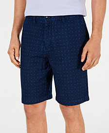 "Tommy Hilfiger Men's Indigo 9"" Shorts"