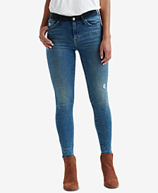 Lucky Brand Remade Ava Skinny Jeans