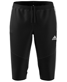 adidas Men's Tiro 19 ClimaCool® Cropped Soccer Pants