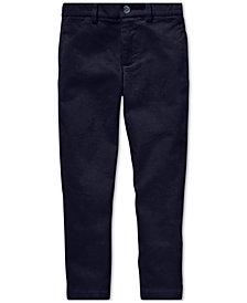 Polo Ralph Lauren Toddler Boys Slim Fit Stretch Corduroy Pants