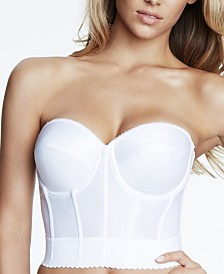 Dominique Noemi Backless Strapless Balconet Bra 6377