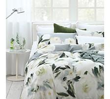 Camilla 3-Pc 100% Cotton Duvet Set