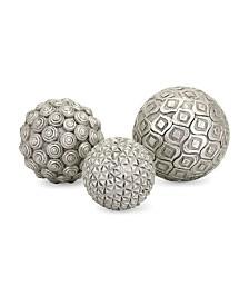 Imax Nahara Silver Balls - Set of 3