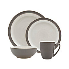 Denby Canvas Blend 16-PC Dinnerware Set