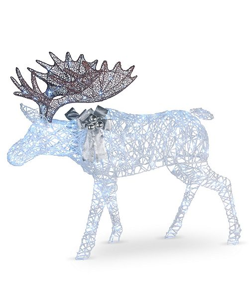National Tree Company 50 Pre Lit Moose