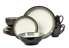Sango Novelle Moss 16-Piece Dinnerware Set