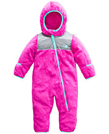 The North Face Baby Girls Reversible Mount Chimborazo Hooded 1-Pc.