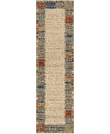 "Palmetto Living Next Generation Hubbard Lambswool 2'3"" x 8' Runner Area Rug"
