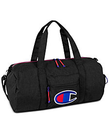 Champion Men's Logo Duffel Bag