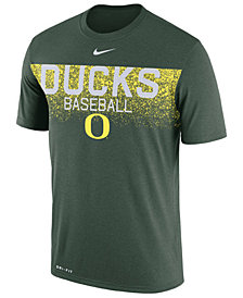 Nike Men's Oregon Ducks Team Issue Baseball T-Shirt