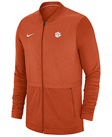 Nike Men's Clemson Tigers Elite Hybrid Full-Zip Jacket
