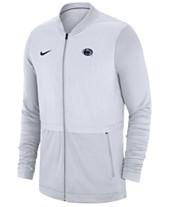 more photos a18cd 35e7d Nike Men s Penn State Nittany Lions Elite Hybrid Full-Zip Jacket