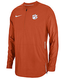 Nike Men's Clemson Tigers Lockdown Jacket