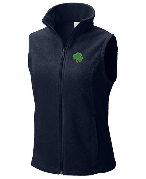 Columbia Women's Notre Dame Fighting Irish Give and Go Vest