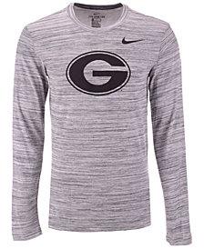 Nike Men's Georgia Bulldogs Legend Travel Long Sleeve T-Shirt