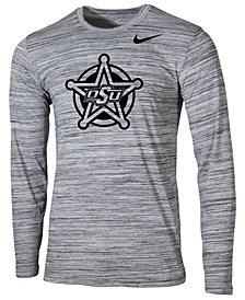 Nike Men's Oklahoma State Cowboys Legend Travel Long Sleeve T-Shirt