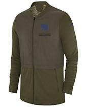 75b76f644ad Nike Men s New York Giants Salute To Service Elite Hybrid Jacket