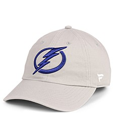 Tampa Bay Lightning Fan Relaxed Adjustable Strapback Cap