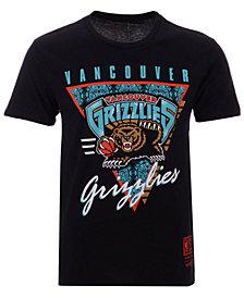 Mitchell & Ness Men's Vancouver Grizzlies Final Seconds T-Shirt
