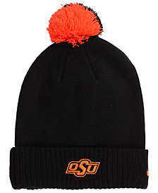 Nike Oklahoma State Cowboys Beanie Sideline Pom Hat