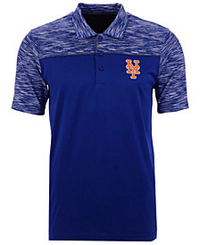 Antigua Men's New York Mets Final Play Polo