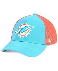'47 Brand Miami Dolphins Comfort Contender Flex Cap