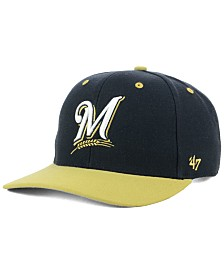 '47 Brand Milwaukee Brewers 2 Tone MVP Cap