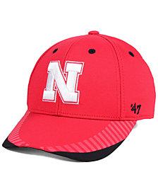 '47 Brand Nebraska Cornhuskers Temper Contender Flex Cap