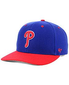 '47 Brand Philadelphia Phillies 2 Tone MVP Cap