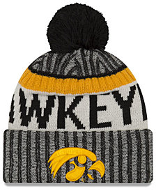New Era Iowa Hawkeyes Sport Knit Hat