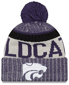 New Era Kansas State Wildcats Sport Knit Hat