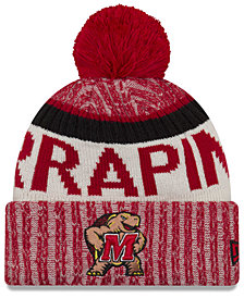 New Era Maryland Terrapins Sport Knit Hat