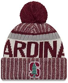 New Era Stanford Cardinal Sport Knit Hat