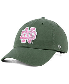 '47 Brand Women's Notre Dame Fighting Irish Glitta CLEAN UP Cap