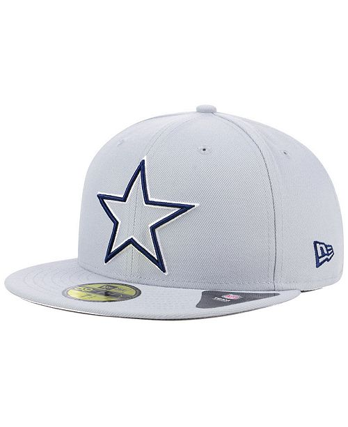 24f645dbf5b New Era Dallas Cowboys Logo Elements Collection 59FIFTY FITTED Cap ...