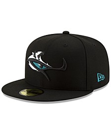 Jacksonville Jaguars Logo Elements Collection 59FIFTY FITTED Cap