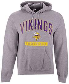 Men's Minnesota Vikings Gym Class Hoodie
