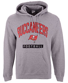 Authentic NFL Apparel Men's Tampa Bay Buccaneers Gym Class Hoodie