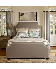 Brooks Queen Bedset In Linen