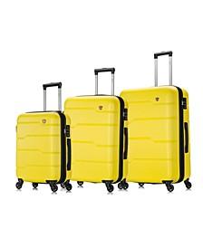 Rodez 3-Pc. Hardside Luggage Set