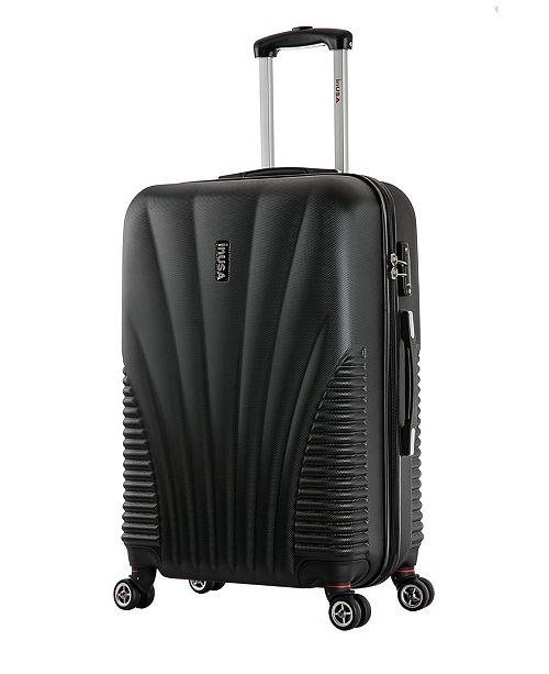 "InUSA Chicago 25"" Lightweight Hardside Spinner Luggage"