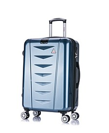 "AirWorld 24"" Lightweight Hardside Spinner Luggage"